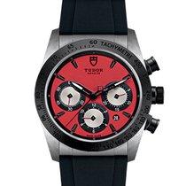 Tudor Men's M42010N-0006 Fastrider Balckshield Watch