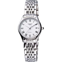 Longines Ladies L43604116 Lyre Automatic Watch