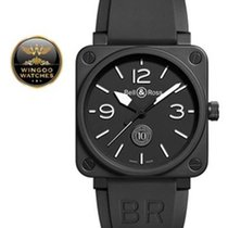Bell & Ross - Aviation BR 01 Ceramic Limited Edition