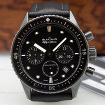 Blancpain Fifty Fathoms Bathyscaphe Flyback Chronograph...