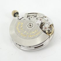 Breitling Serviced Breitling 13 (7750) movement