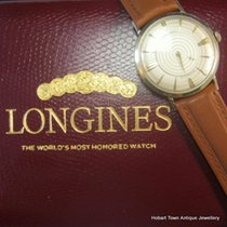 Longines Mystery Dial RETRO AUTO Rarest Dial BOX/Papers 1200...