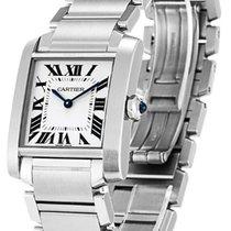 Cartier Tank Women's Watch WSTA0005