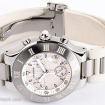 Cartier - Must 21 Chronoscaph : W10184U2