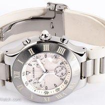 Cartier - Must 21 Chronoscaph : W10184U2