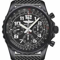 Breitling M2336022/BC17 Chronospace Mens Chronograph in Black...