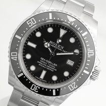 Rolex Sea-dweller 4000 116600 Mens Stainless Steel Oyster...