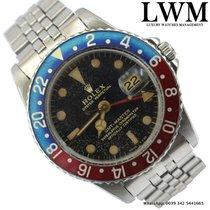 勞力士 (Rolex) GMT Master 1675 tropical glossy gilt dial 1965's