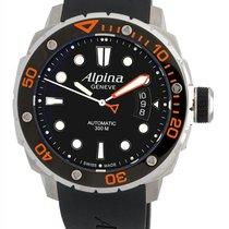 Alpina Extreme Diver Automatic Men's Watch – AL-525LBO4V26