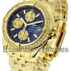Breitling Chronomat Evolution / Yellow Gold