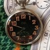 Rolex openface military pocketwatch from cc. 1940-1945