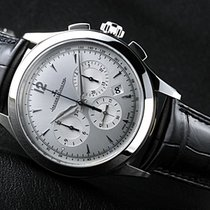 Jaeger-LeCoultre [SPECIAL DEAL] Master Chronograph Silver Dial...