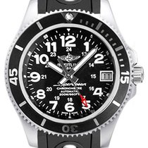 Breitling Men's A17312C9/BD91/231S Superocean II 36 Watch