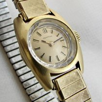 Certina 14ct golden vintage model in good working condition