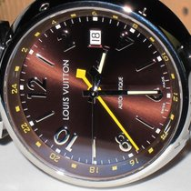 Louis Vuitton Tambour Automatic GMT
