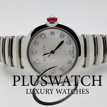 Bulgari Lucea Automatic 33mm Ladies Watch 102199 LU33WSSD/11 RO
