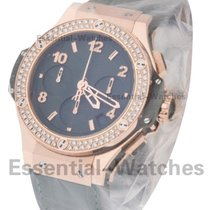 Hublot Big Bang 41mm Rose Gold