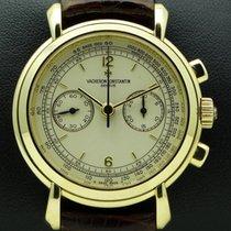 Vacheron Constantin Les Historiques Chronograph Ref 47101, 18k...