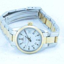 Baume & Mercier Classic 25mm Damen Uhr Mit Stahl Armband...