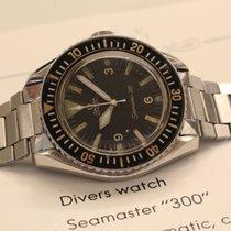 Omega seamaster 300 big triangle elastic bracelet with extract