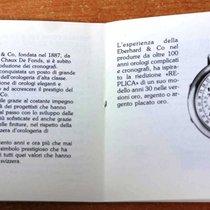 Eberhard & Co. vintage booklet for chrono replica newoldstock