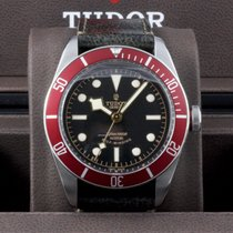 Tudor Heritage Black Bay Automatic Diver 2016 Box Papers Warranty