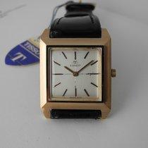 Tissot Vintage N.O.S. 18K gold manual movement