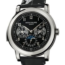Patek Philippe 5074P-001 Grand Complications Day-Date Annual...