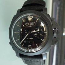 Panerai LUMINOR 1950 CHRONO MONOPULSANTE 8 DAYS GMT PAM317