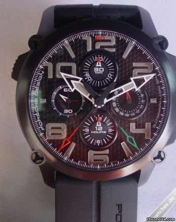 Porsche Design P6920 Rattrapante Limited Edition - 6920.13.43.1201