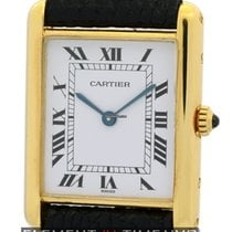 Cartier Tank Collection Tank Louis 18k Yellow Gold 23mm Quartz