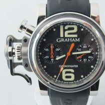 Graham Chronofighter Carbon Racing