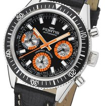 Fortis Marinemaster Vintage Chronograph Limited Edition