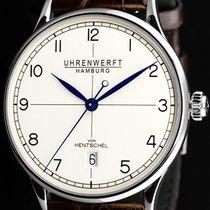 Hentschel Hamburg Uhrenwerft - Longitude Steel