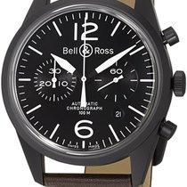 Bell & Ross Vintage BR123 Heritage BR126-ORIGCARBO