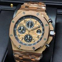 Audemars Piguet Royal Oak Offshore Chronograph, Pink Gold