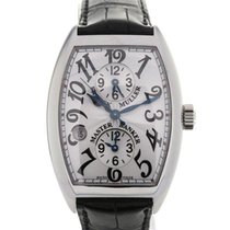 Franck Muller Master Banker Three Time Zones