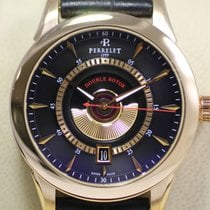 Perrelet Double Rotor Rose Gold