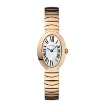 Cartier Baignoire Quartz Ladies Watch Ref W8000015