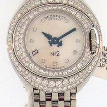 Bedat & Co No.2 Stainless Steel/Diamond  Ladies Watch