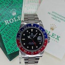 Rolex GMT Master 16750 Vintage 40mm 1983 Full Set