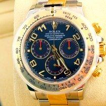 """Rolex Daytona """"Racing Blue"""" LC 100 Deutsch  Neu &..."""