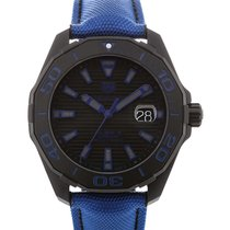 TAG Heuer Aquaracer 43 Automatic Blue Strap