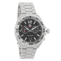 TAG Heuer Mens Formula 1 Swiss Quartz Chronograph Watch...