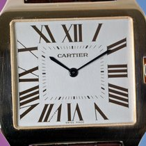 Cartier Santos Dumont rose gold