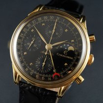 Chronoswiss - Lunar Moonphase Chronograph 77990 - Men's