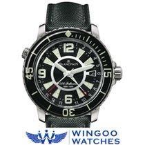 Blancpain 500 FATHOMS GMT Ref. 50021-12B30-52B