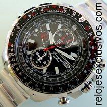 Seiko Pilot Chronograph Alarm