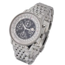 Breitling Montbrillant Olympus Chronograph in Steel