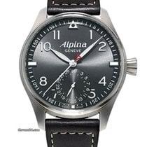 Alpina STARTIMER PILOT MANUFACTURE - 100 % NEW - FREE SHIPPING